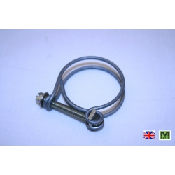 10 -  Standard Wire Hose Clips