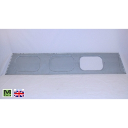 24 - Plate Solid Cover LH