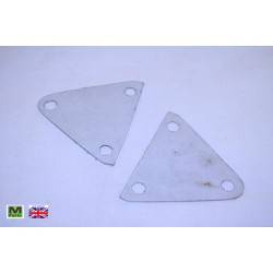 5 - Frame Support Gasket to Body – Rear