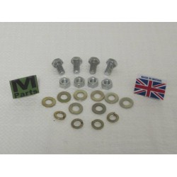 6 - Fitting Kit Bolts for Portuguese Frame Support