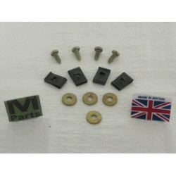 2 - Fitting Kit Instrument Panel/Top Rail