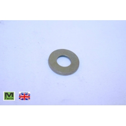 10 - Plain Washer Spring to Cable & Lever