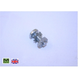 9 - Screw Kit Cable Sealing Pad & Guide to Floor