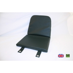 ALE739G - English Green Moke Seat Cushion
