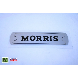 14 - Morris Valve Cover Sticker
