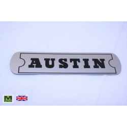 13 - Austin Valve Cover Sticker