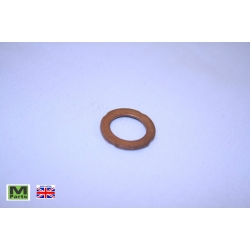 12 - Brake or Clutch Hose Copper Washer