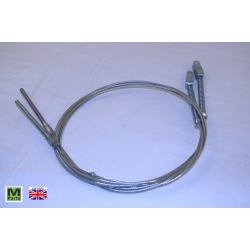 1 - English/Portuguese Handbrake Cables