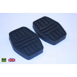24 - Pedal rubbers